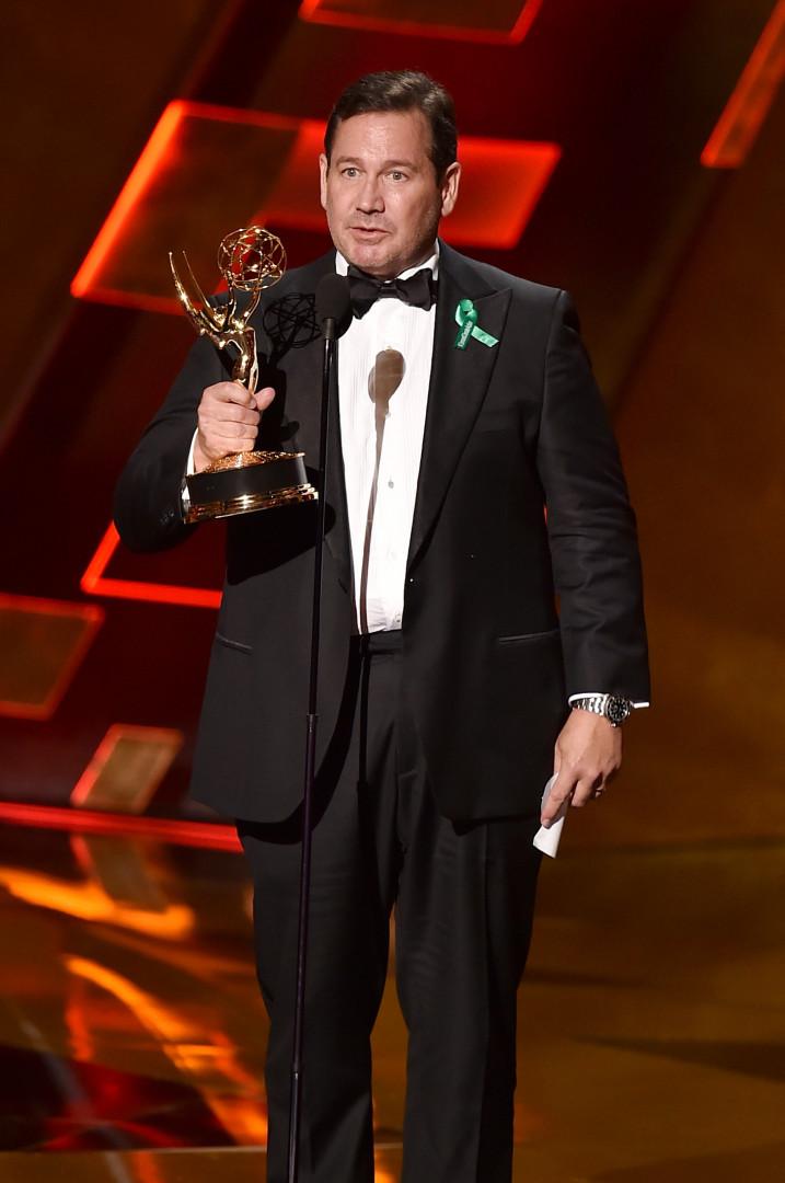 """David Nutter, le réalisateur de """"Game of Thrones"""", a été récompensé d'un Emmy Award"""