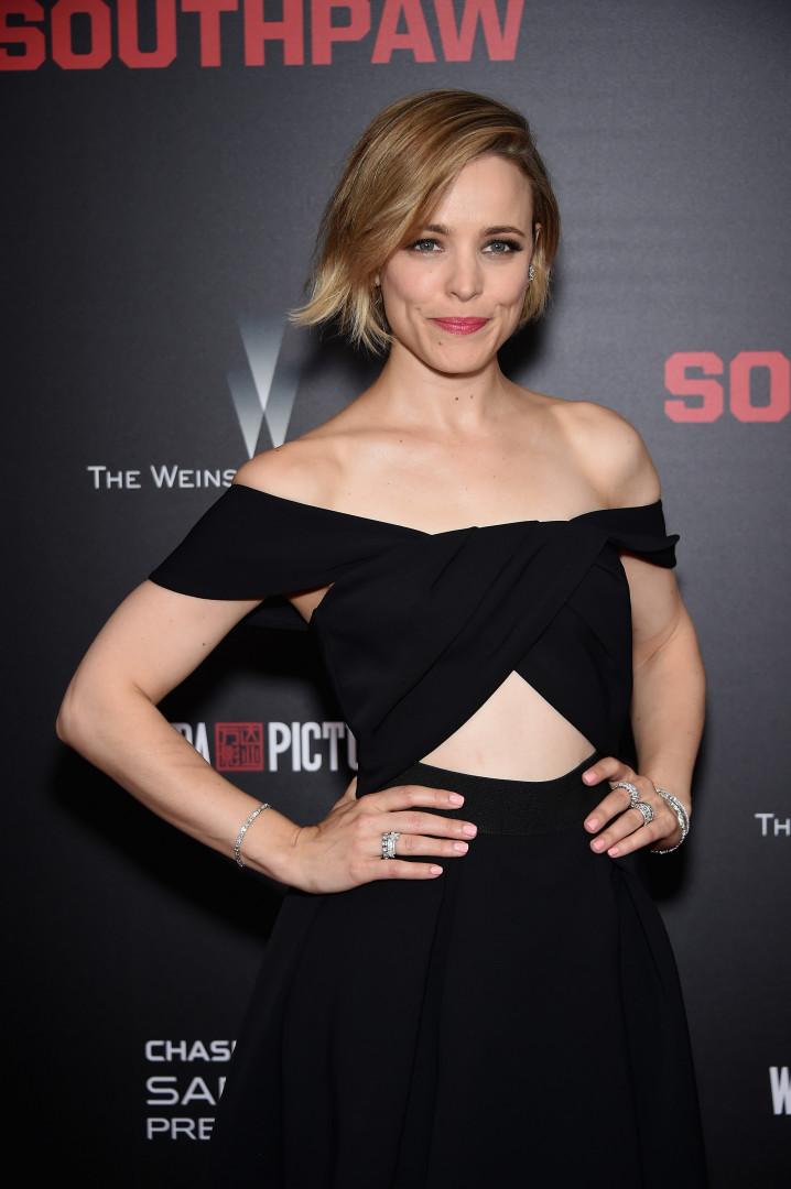 L'actrice la plus sexy est Rachel McAdams