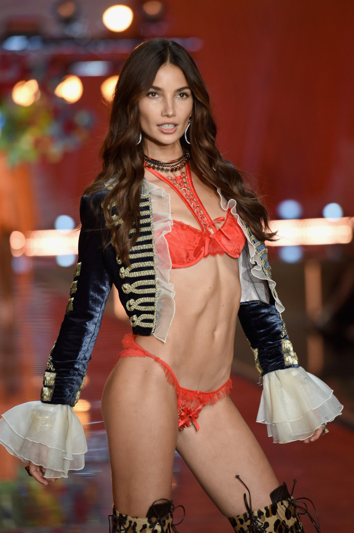 La Californienne Lily Aldridge