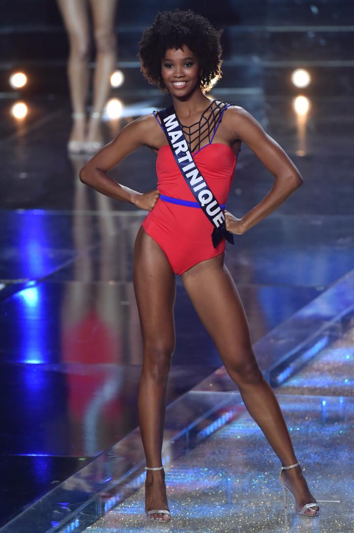 Miss Martinique au concours Miss France 2016