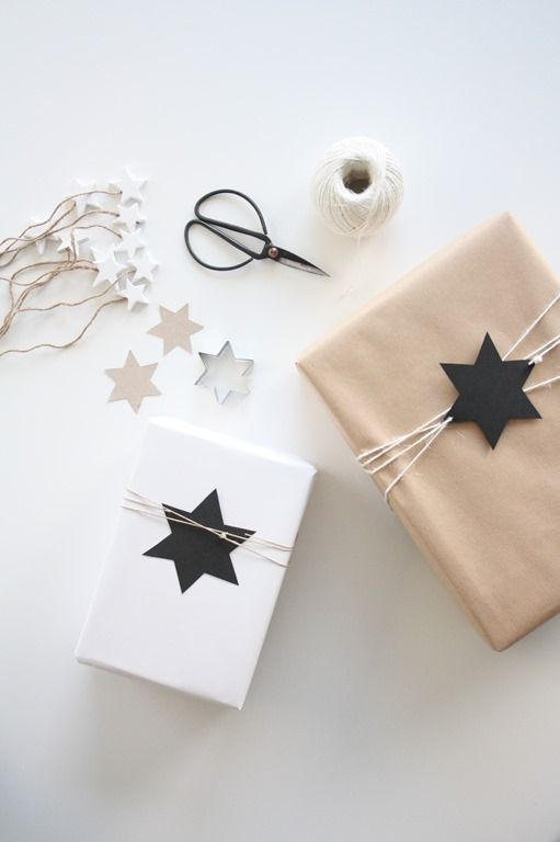 Découper des formes pour changer votre paquet
