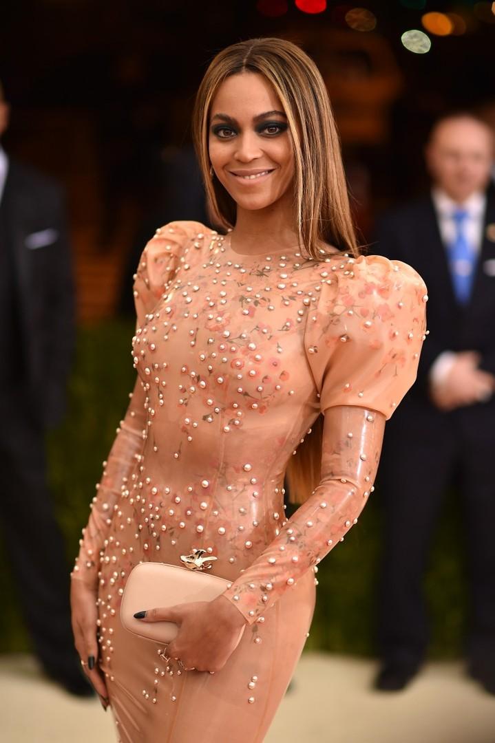 Beyoncé au Gala du Met