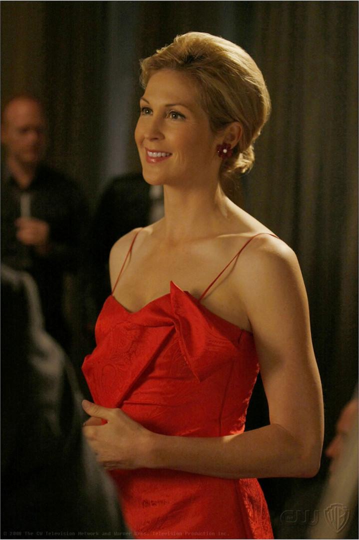 Kelly Rutherford incarnait Lily van der Woodsen la mère de Serena et Eric
