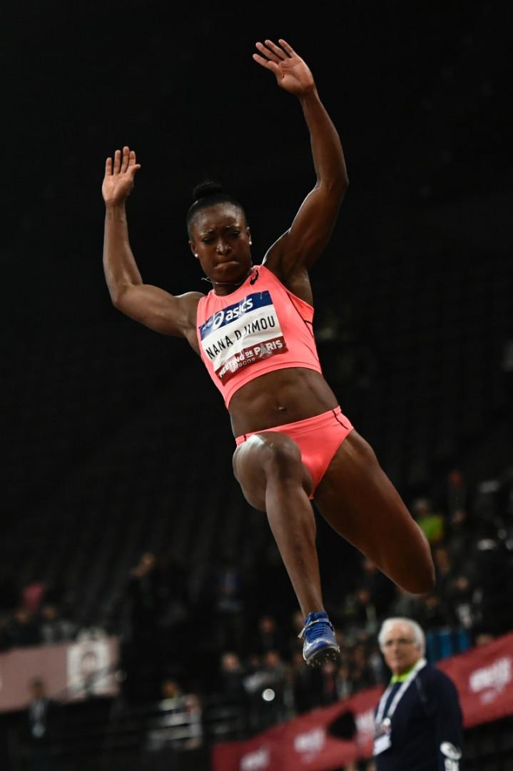 Très régulière cette saison, l'heptathlonienne Antoinette Nana Djimou pourrait décrocher une médaille aux Mondiaux.