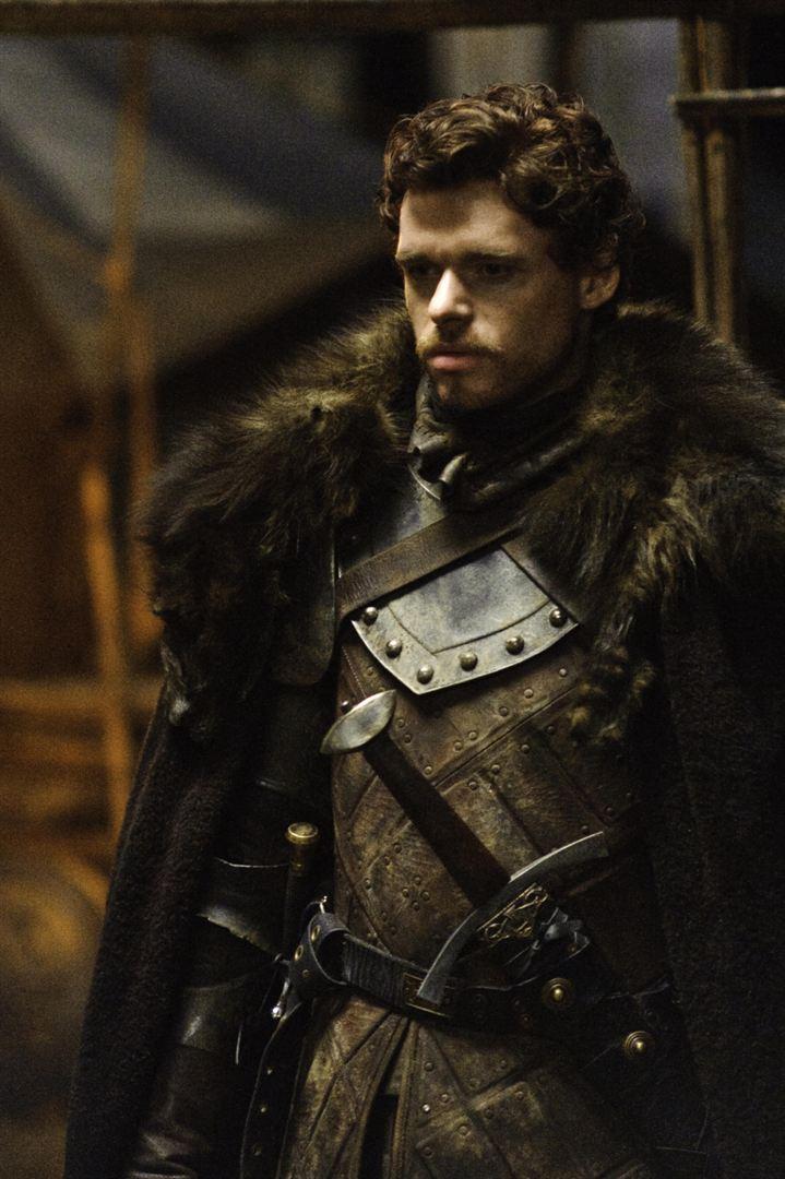 """Dans """"Game of Thrones"""", il incarne Robb Stark, l'aîné de la famille Stark"""