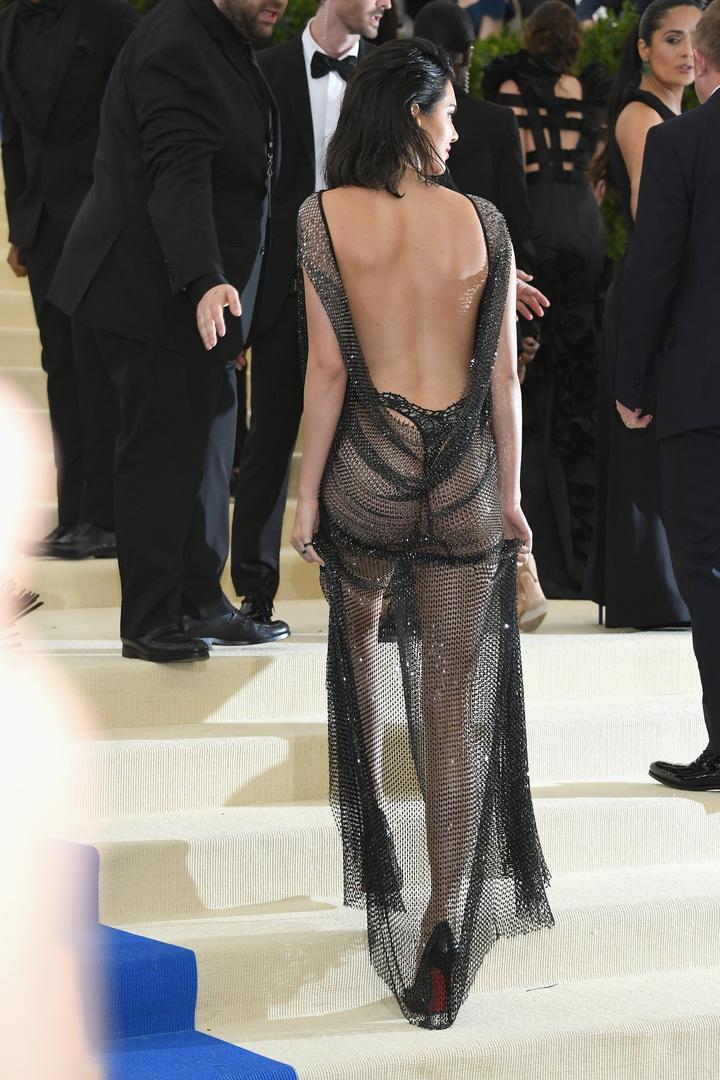 La tenue de dos de Kendall Jenner