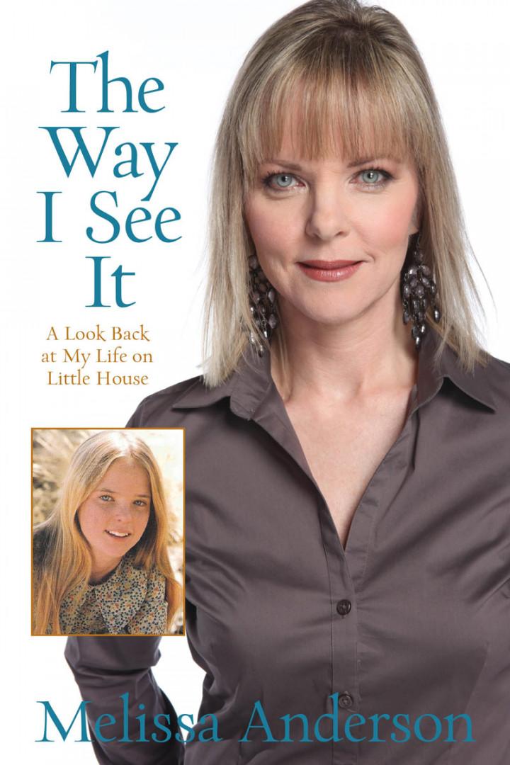 """Melissa Sue Anderson a écrit un livre où elle évoque le tournage de """"Le Petite Maison dans la prairie"""""""