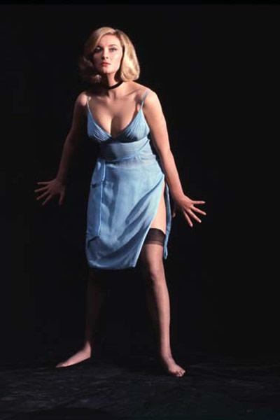 """Daniela Banchi dans """"Bons baisers de Russie"""" (1963)"""