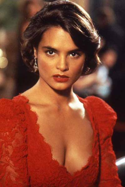 """Talisa Soto dans """"Permis de tuer"""" (1989)"""