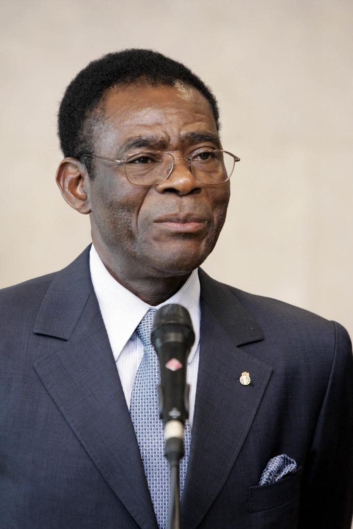 Teodoro Obiang Nguema, est à la tête de la Guinée équatoriale depuis 37 ans