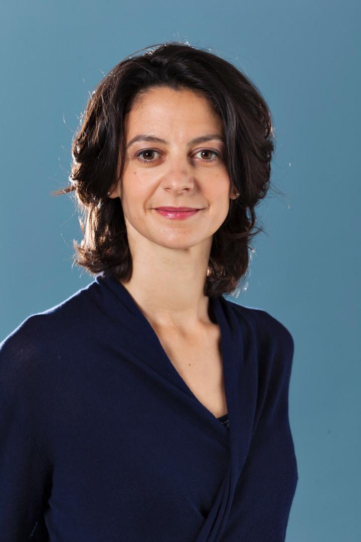 Claire Pitollat, députée de la 2e circonscription des Bouches-du-Rhône (REM)