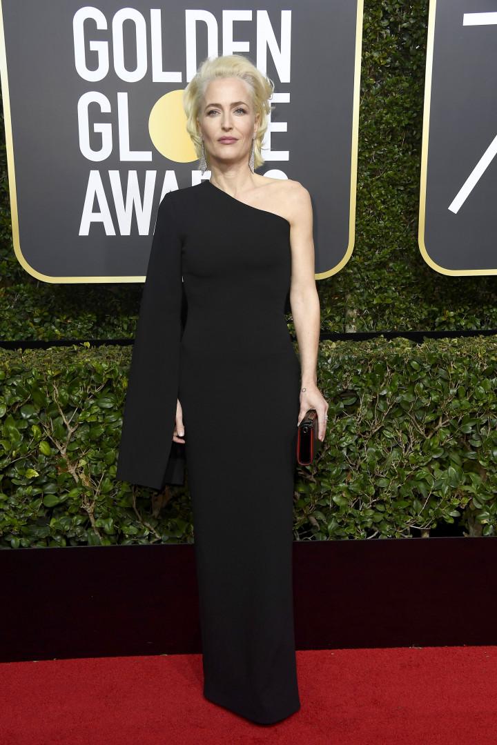 """Gillian Anderson (""""X-Files"""")"""
