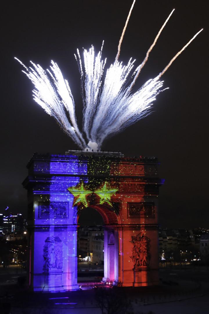 Le passage à la Nouvelle Année a été l'occasion de rappeler que l'on est toujours Champions du monde