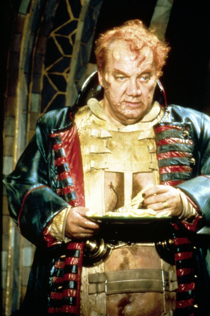 "Kenneth McMillan interprétait le Baron Harkonnen dans le ""Dune"" de David Lynch (1985)"
