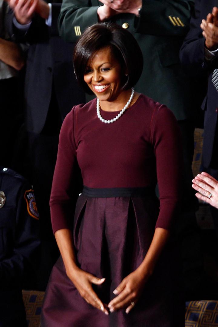 Michelle Obama fut First Lady pendant 8 ans de 2009 à 2017