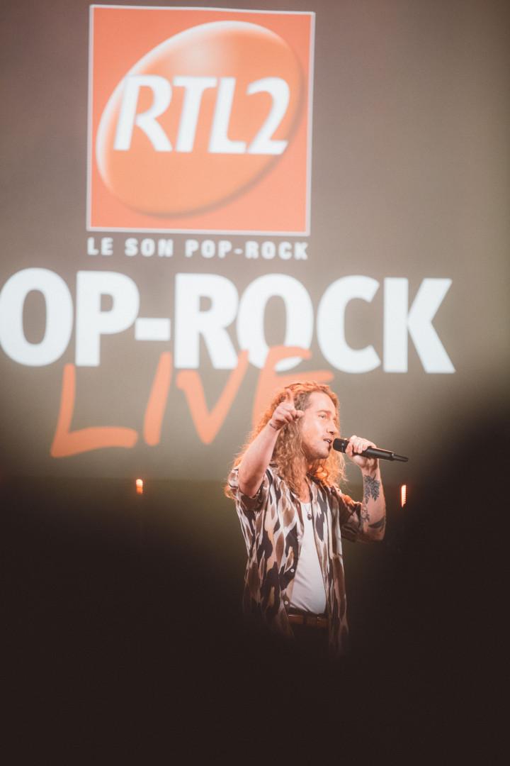Julien Doré au RTL2 Pop-Rock Live au Trianon