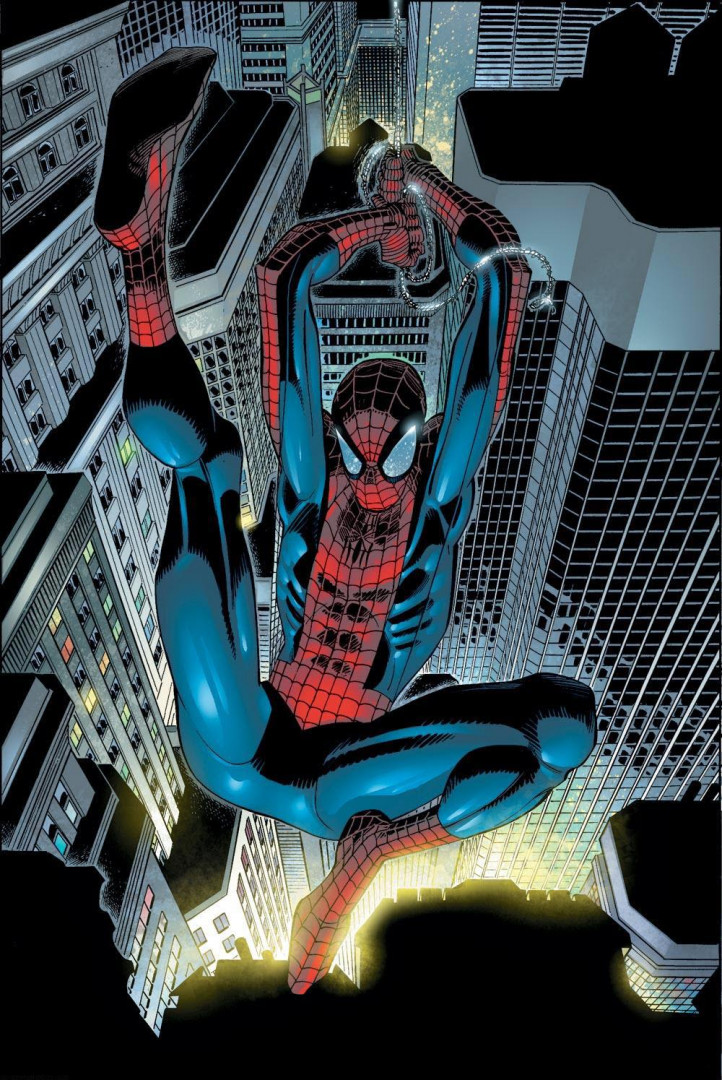 1980-84 : John Romita Jr a dessiné un Spider-Man très réaliste