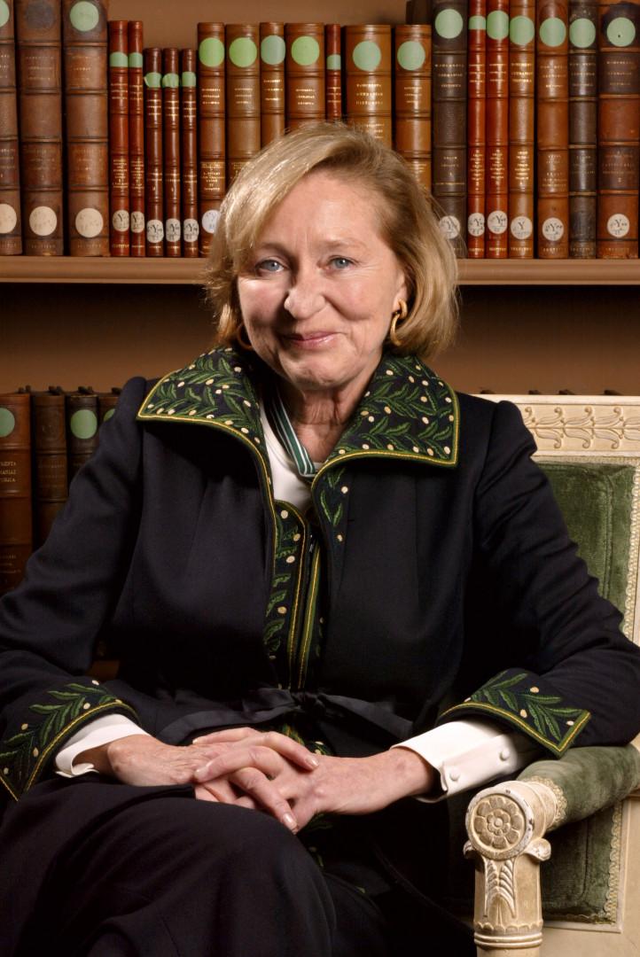 L'académicienne Laurence Delay