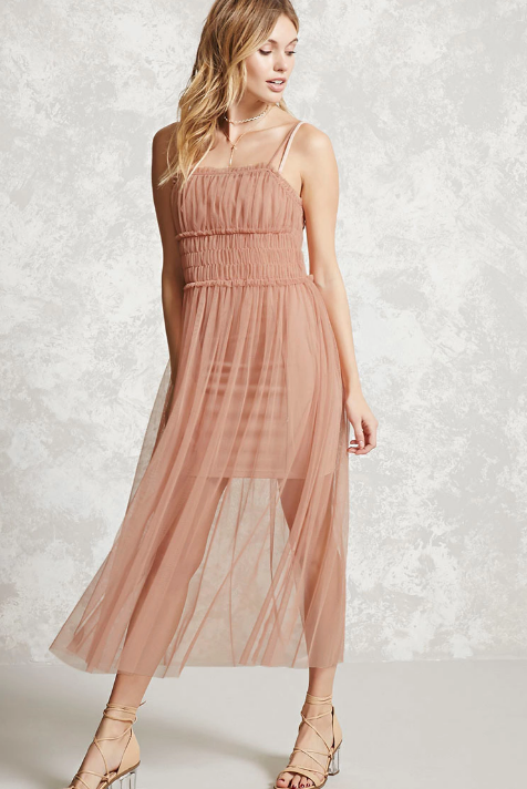 Robe longue (Forever 21 - 24 euros)PNG