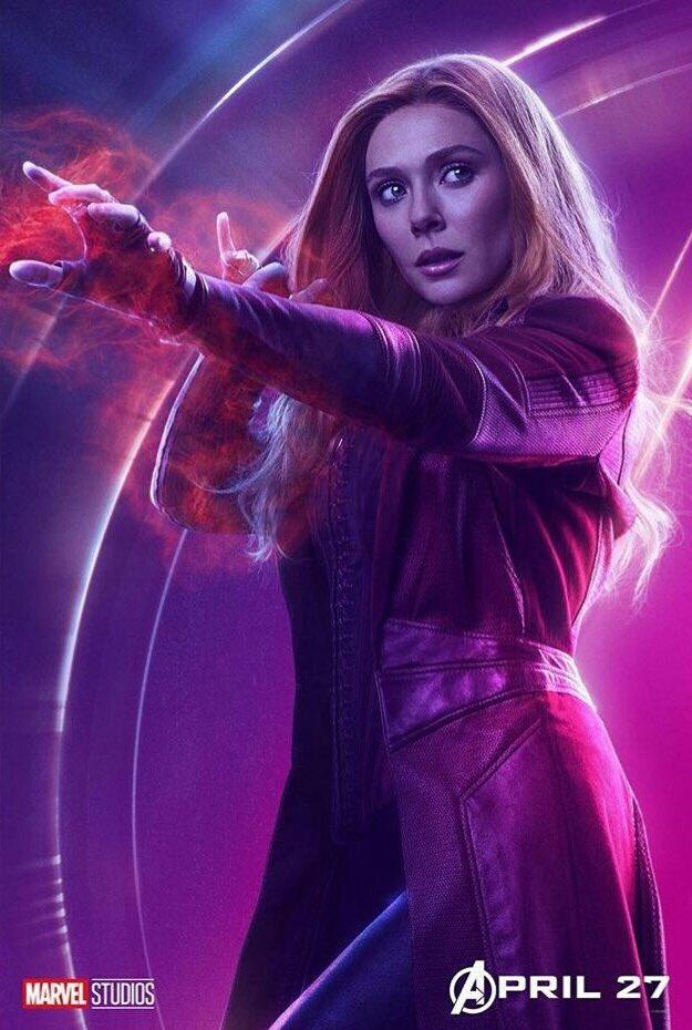 Scarlet Witch devra tout faire pour protéger Vision