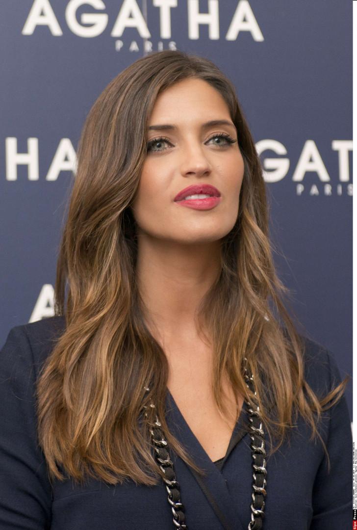 La journaliste espagnole Sara Carbonero, femme d'Iker Casillas