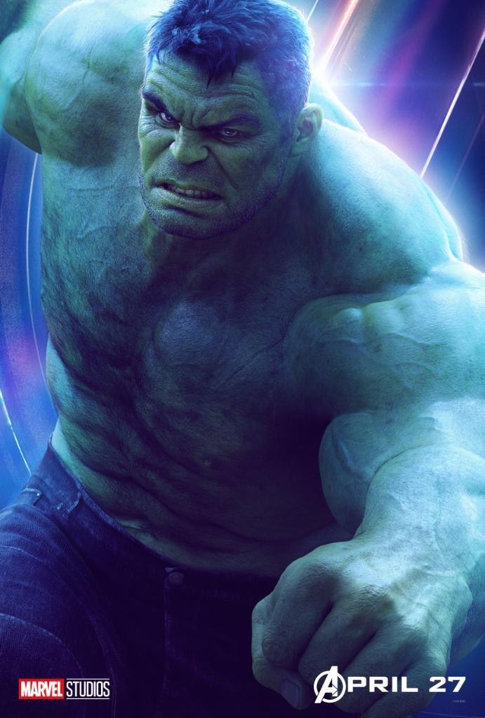 Bruce Banner refusait de laisser revenir Hulk, mais il semblerait qu'il n'a pas eu le choix