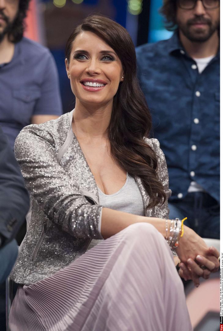 La présentratice espagnole Pilar Rubio, compagne de Sergio Ramos