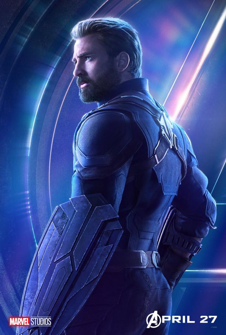 """Captain America gagne un nouveau """"bouclier"""" grâce à Black Panther"""