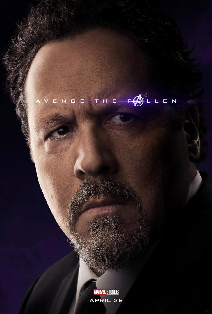"""""""Avengers 4"""" marquera le retour de Happy Hogan au cinéma avec les Avengers"""