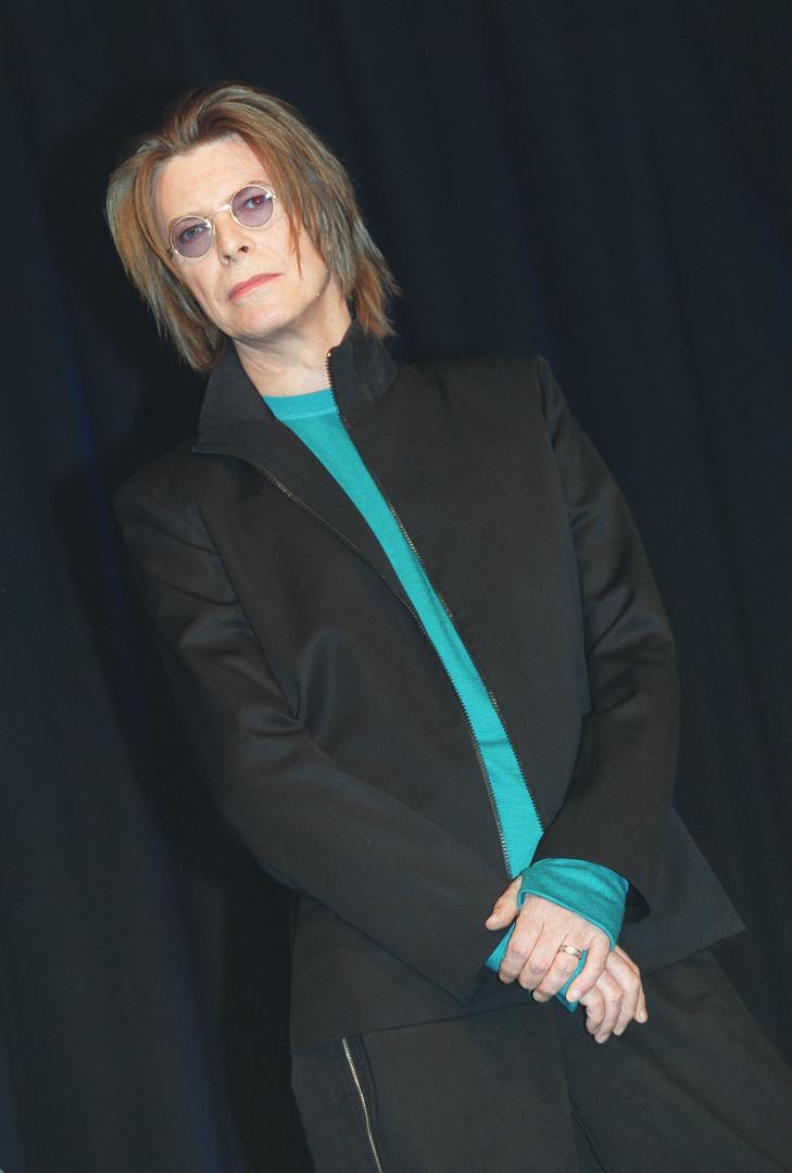 David Bowie en 1999