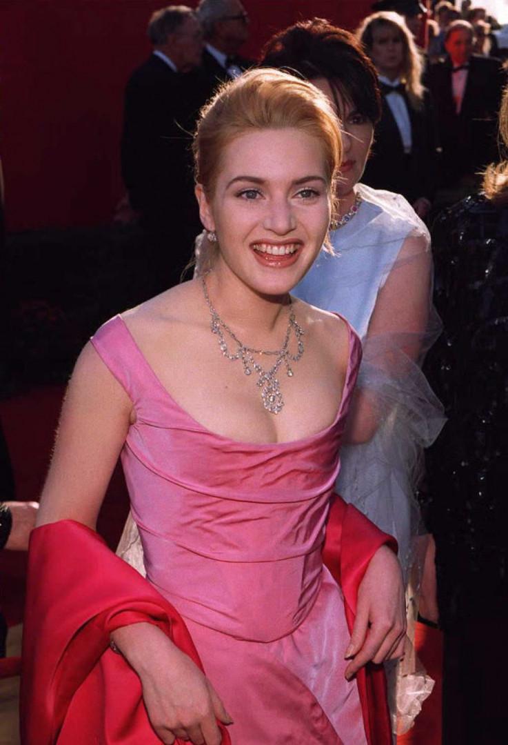 Kate Winslet, le 25 mars 1996 à Los Angeles