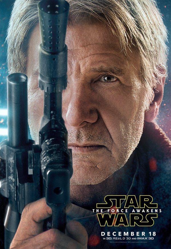 Han Solo fait son grand retour lui aussi