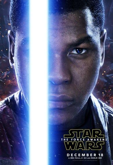 Finn pourrait bien être un Stormtrooper passé dans la Résistance