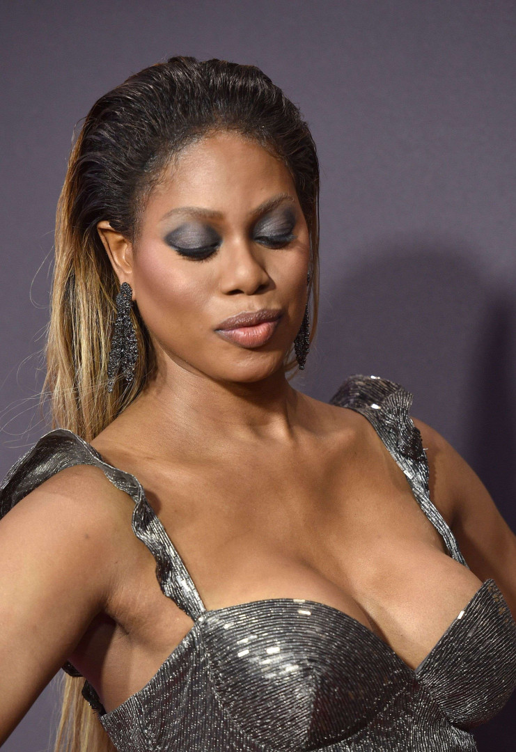 "Laverne Cox (""Orange is the New Black"")"
