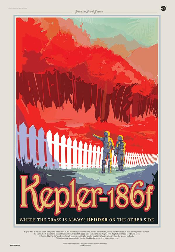 Kepler-186 est la première planète de la taille de la Terre découverte