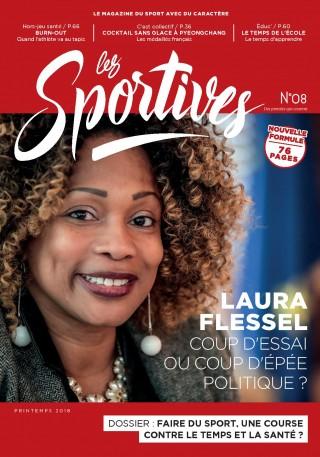 Disponible depuis 8 numéros, ce magazine s'adresse à toutes les sportives
