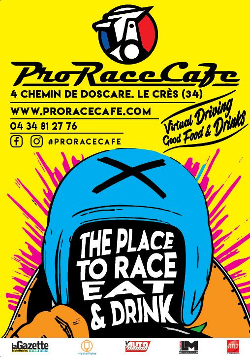 Pro race 3