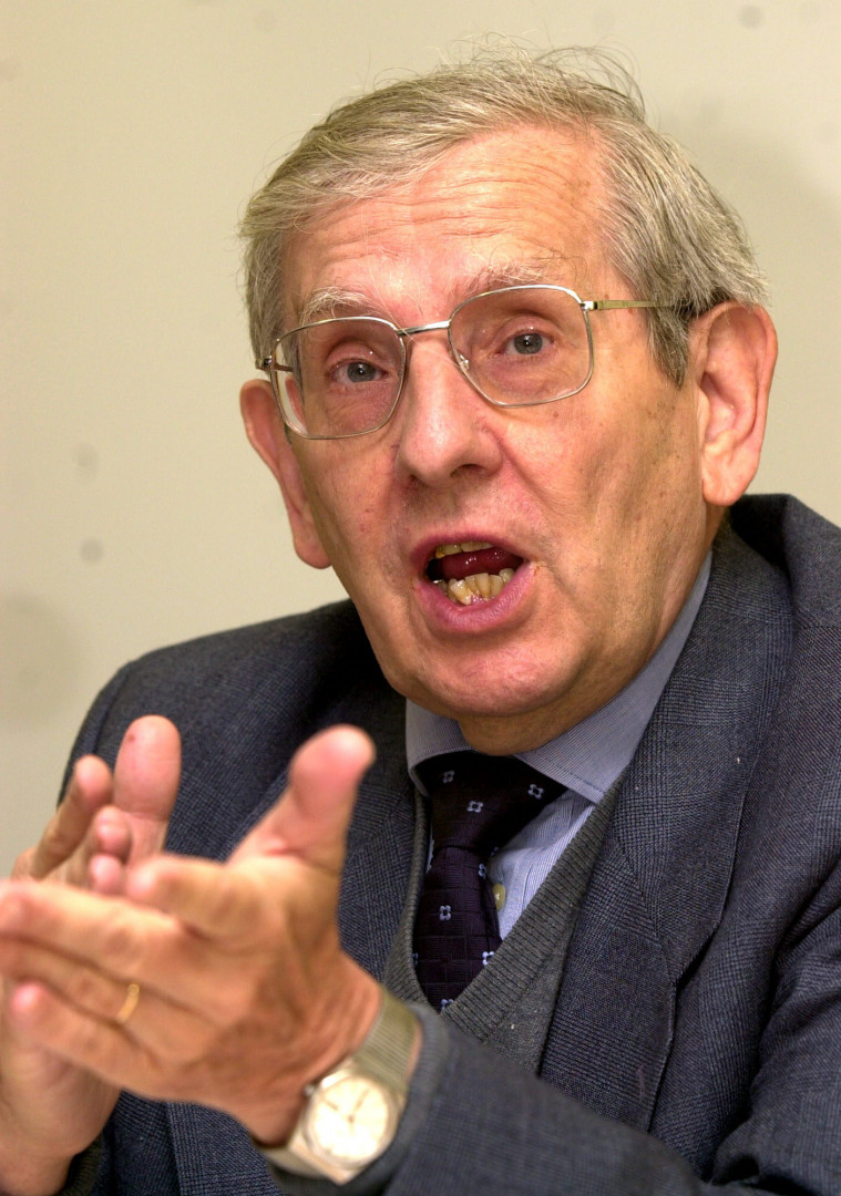 Gilbert Guillaume, ancien président de la Cour internationale de justice