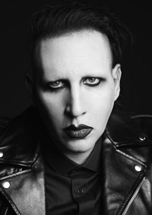 """Marilyn Manson dévoilera """"SAY10"""", son nouvel album, en février 2017."""