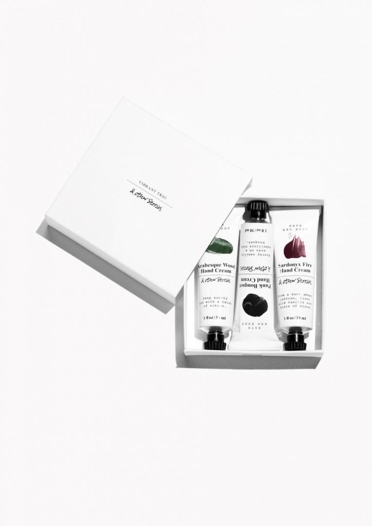 Crème pour les mains (& other Stories - 15 euros)
