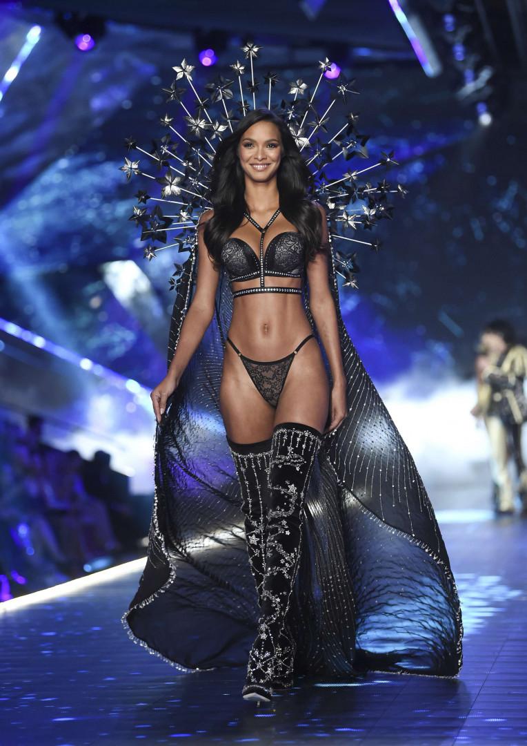 Lais Ribeiro était présente pour ce 23ème défilé de Victoria's Secret