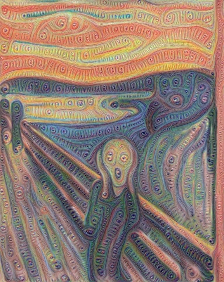 """""""Le Cri"""" d'Edvard Munch revisité en une première version"""