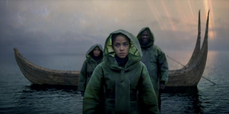Institusi menyajikan adegan visual yang layak untuk sinema