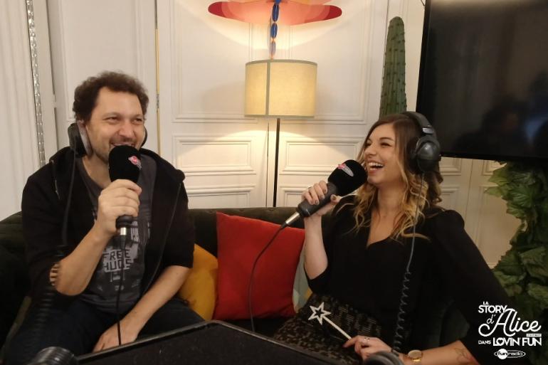 Eric Antoine répond aux questions hot de Lovin'Fun