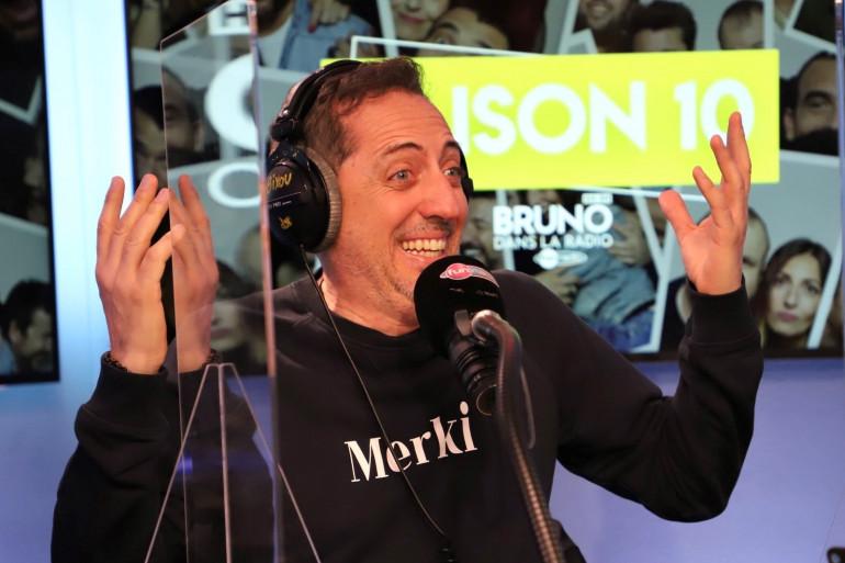 """Gad Elmaleh dans """"Bruno dans la radio"""""""
