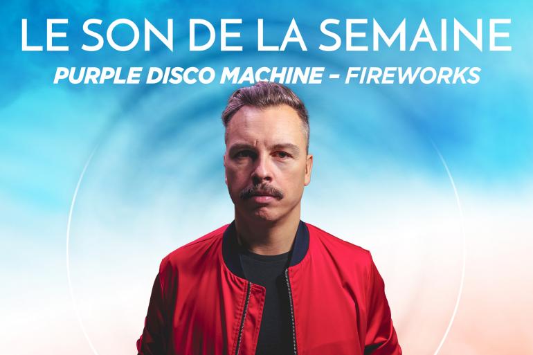 Le son de la semaine Purple Disco Machine
