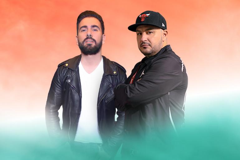 Alex Da Kosta et Mico C