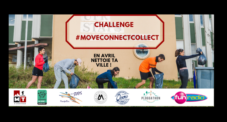 Challenge MOVE CONNECT ET COLLECT