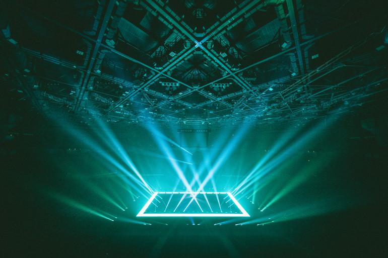 La salle de l'Accor Arena accueille Fun Radio Live Stream Experience