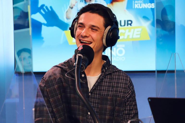 """Kungs présente son nouveau titre """"Never Going Home"""" sur Fun Radio"""